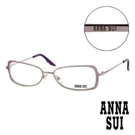 Anna Sui 安娜蘇  漸層 平光眼鏡^(紫^) AS04102