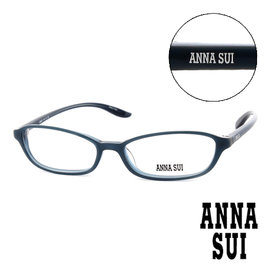 Anna Sui 安娜蘇  平光眼鏡 藍綠  AS05604