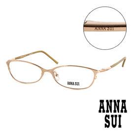 Anna Sui 安娜蘇  平光眼鏡^(金^) AS06201