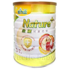 豐力富 Nature+3-7歲兒童奶粉1.5kg  (6罐送1罐)