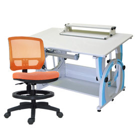 ~ 屋~兒童成長書桌網背椅組G~115A 12色 免  製 櫥櫃 辦公桌椅 人體工學椅 電