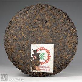 ~陳年普洱茶~19 號房╱400克╱福海╱陳年熟茶餅 — 健康養生•待客送禮的 飲品〔一定