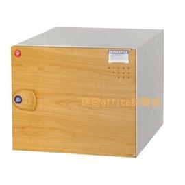 ~瑞奇office採購城~鋼製ABS木紋門 式置物櫃KDF~2011~F 文具小物收納 鐵