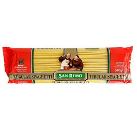 美味大師~澳洲 San Remo 聖雷蒙義大利管狀直麵~ 500g 在家也能輕鬆DIY烹飪