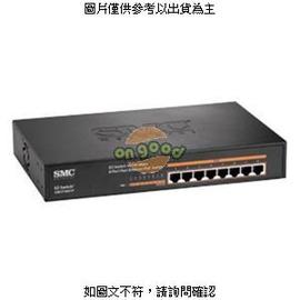 ^~24h寄達 ^~^~可 或貨到 ^~ SMCFS801P 8~port 供電^(PoE