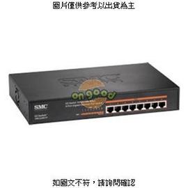 ^~24h寄達 ^~^~可 或貨到 ^~ SMCGS801P 8埠 供電^(PoE^)無網