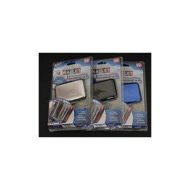 ~110元~aluma wallet 信用卡包 名片盒 卡片盒 鋁制銀行卡包 四色^~石來