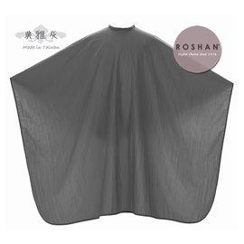 ~ROSHAN~Classic 美髮圍巾~典雅灰~~塑膠釦領圍~ 滿千