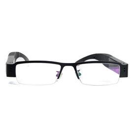 ~八塊厝~眼鏡 針孔攝影機GL~04高畫質 HD 720P可換近視鏡片錄影 拍照.隱密性高