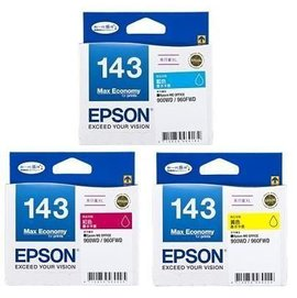 EPSON 143 紅色 黃色 藍色 墨水匣 ME 940FW ME 900WD ME 9