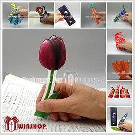 【winshop】A1800花朵環保書籤筆/花朵原子筆/廣告筆客製化/創意贈品筆禮品筆問卷筆印刷印字宣傳送禮