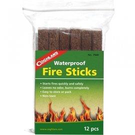 【Coghlans -加拿大】點火火種 Fire Sticks.燃料棒.助燃.生火條.無毒無味,不怕水 7940