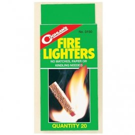 【Coghlans -加拿大】點火棒 Fire Lighters.可代替點火器.火柴.打火機.可配合燃料棒.火種使用 適野外露營.登山 0150(缺貨中)