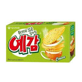 Orion好麗友 預感烘焙洋芋片 洋蔥口味 4入裝 ^(大盒^)