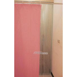 #9829 采緹 #9829 BC-001 粉色 135*180 PEVA 防水浴簾、乾濕