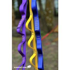 探險家戶外用品㊣TB010 嘉隆 掛物繩帶 (附NITE IZE 4號S扣5個) 置物繩 曬衣繩 掛物營繩