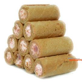 【吉嘉食品】員林捲心餅/捲心酥(草莓/奶油 分開兩種) 600公克78元,另有知之脆