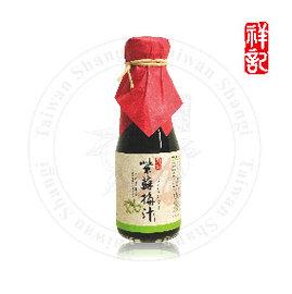 ~祥記~紫蘇梅汁,天然鹹甜好風味