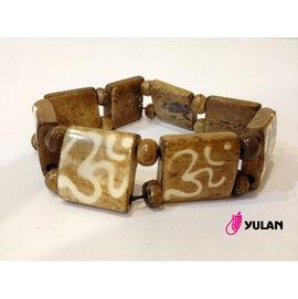 ~YLBS~005~11~ 印度 帶回 民族風 波西米亞風 印度風 獨特有型 手鍊 手環