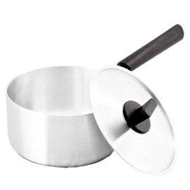 【仙德曼】七層複合金片手鍋-18cm