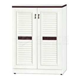^~台中承鑫^~南亞塑鋼雙開門防水鞋櫃^(02T33RL21SB01^) 櫃 衣櫃 書櫃