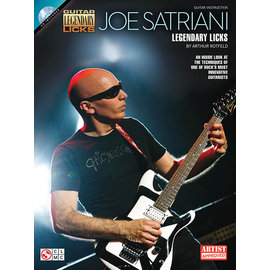 ~吉他Signature Licks系列~ Joe Satriani – Legendar