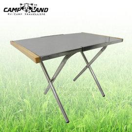 【CAMP LAND】不鏽鋼便利桌.邊桌.摺疊桌.折合桌.行動泡茶桌.燒烤小邊桌.小茶几.休閒桌.小折桌.野餐桌.拜拜桌/RV-ST800