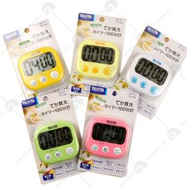 【艾佳】TANITA超大字體百分計時器/個(隨機出貨款)