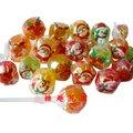 ~糖趣花園~ ~~聖誕Q版炫彩棒棒糖~~500g179元~~綜合圖案~~辦活動.跨年派對.