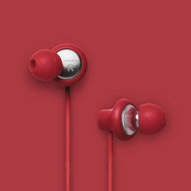 志達電子 Kransen Tomato番茄紅 Urbanears 瑞典 耳道式耳機 For