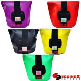 探險家戶外用品㊣DR111133 美國品牌 EQUINOX 防潑水防雨輕便腰包 (多色可選,單款販售) 郵差包 霹靂包