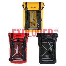探險家戶外用品㊣feelfree雙肩背包健行包TRACK 15L (多色可選,單款販售) 防水登山包 單車環島包 攝影 極限運動