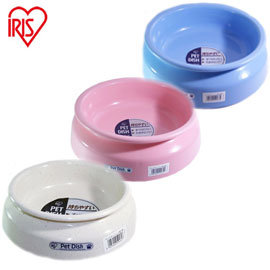 ^~ IRIS~寵物食盆PD~280 ^(粉色^)