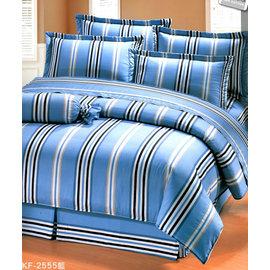 編號:KF~2555 X3色~花色床包被套組~雙人組^(被套:6^~7台尺、床包:5^~6