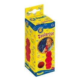 【紫貝殼】『CAA01』德國 Pustefix Magic Bubble Bear 魔力泡泡熊 180ml【保證原廠公司貨】【不逆流吹嘴設計不誤食】