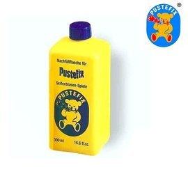 【紫貝殼】『CAA08』德國 Pustefix 魔力泡泡補充液(500ml)【保證原廠公司貨】【不逆流吹嘴設計不誤食】