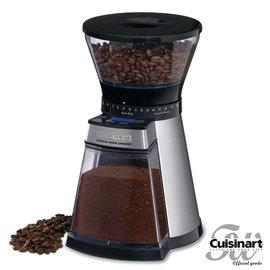 《Cuisinart》美國美膳雅數位圓錐式咖啡研磨器 (CBM-18NTW)