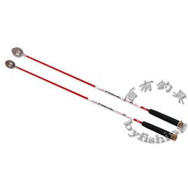◎百有釣具◎V-FOX  TEA系列 鈦合金誘餌杓 (EVA握把) 磯釣基本裝備 68cm/78cm 有孔/無孔