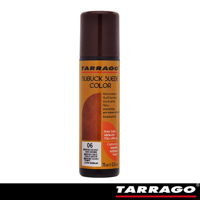 ~TARRAGO塔洛革~麂皮染色劑~新式海綿頭 更加輕鬆為您的麂皮皮鞋、麂皮包包補染色,T