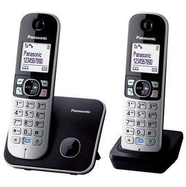Panasonic 國際牌數位中文雙子機無線電話 KX-TG6812 / KXTG6812 /KX-TG6812TW