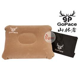 探險家戶外用品㊣GP17619 山林者GoPace 獨立筒充氣枕頭 14CM 吹氣枕頭 非自動充氣枕頭GP17617