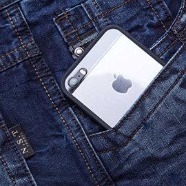 ~NST JEANS~390^(5332^)特殊口袋可收納 iphone   HTC 雙核