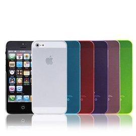 iphone 5C  超薄磨砂 手機套/保護套/手機殼 **磨砂硬殼** [ABO-00131]