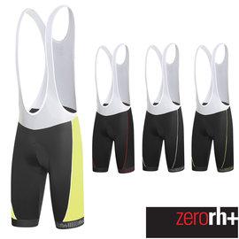 ZeroRH 義大利ZERO 自行車褲^(男^) ~黑 白、黑 螢光黃、黑 紅、螢光黃~