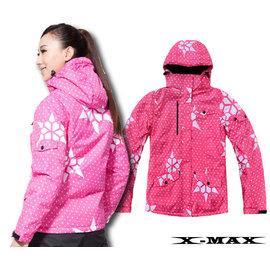 ^~排汗王^~X~MAX^~風雨衣~WJ4008^~星星雪花點點^~登山.露營.防潑水.防