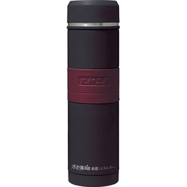 太和工房負離子能量保溫瓶MA【450ml】黑紅