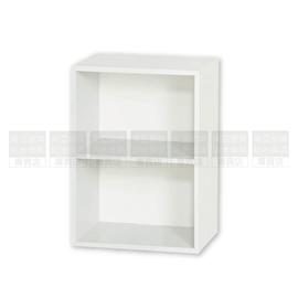~南亞塑鋼防水傢俱 ~二格無門防水收納櫃^(02TCM0120SB05^) 櫃 衣櫃 書櫃