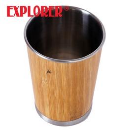 探險家戶外用品㊣DH0403 台灣製大禾竹藝工坊保溫杯-小 MUG-3 保溫壺 水壺 咖啡杯 保冰瓶
