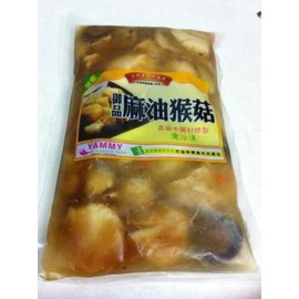 素食-御品麻油猴头菇/御品麻油猴菇(蛋素)-36入/箱