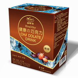 WeWell品味家~健康巧克力~~6 包裝 盒